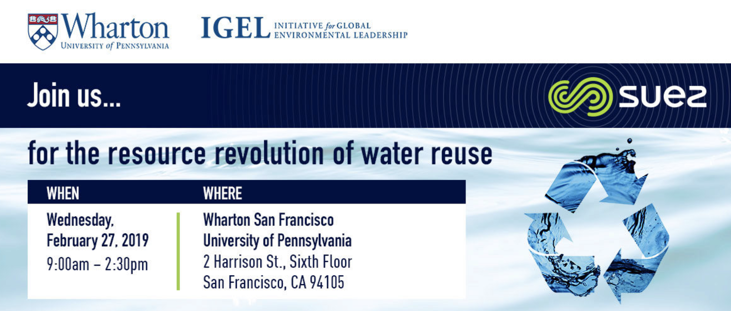 The Resource Revolution of Water Reuse – Atlas Research